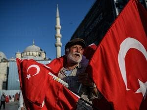 Turkey is raising its minimum wage by 14.5 percent as of January 1. (AFP)