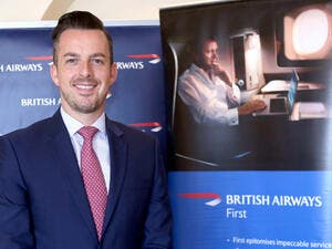Robert Williams, head of sales, Asia Pacific and the Middle East, at British Airways