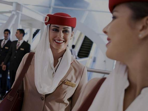 The airline is also recruiting for new cabin crew members to be part of its impressive network. (Emirates)
