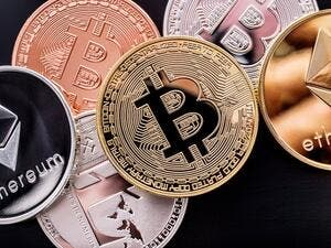 "Bitcoin and similar cryptocurrencies have ""a range of shortcomings"" that prevent them from becoming usable government-backed currencies. (Shutterstock)"