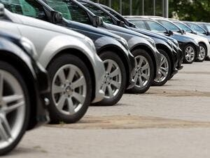 Car sales are one of the important indicators illustrating the state of the Lebanese economy. (Shutterstock)