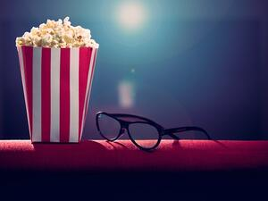 By 2030, Saudi Arabia is expected to host 2,600 cinema screens that will entertain its growing population. (Shutterstock)