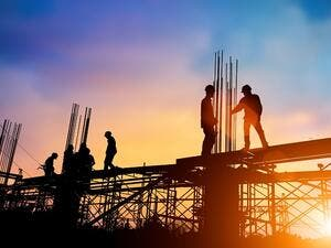 In a world where innovation and technology are more and more crucial to remain competitive, the construction sector is still widely considered a late technology adopter. (Shutterstock)