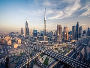 The total value of major Expo-related construction projects reached Dh156 billion by the end of March 31, 2018. (Shutterstock))