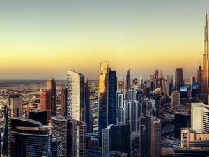 Dubai is also ranked second in the 'low unemployment' rate globally, especially among the youth. (Shutterstock)