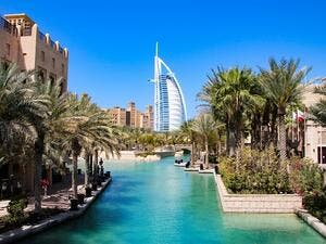 Dubai's hospitality industry will continue to expand beyond 2020. (Shutterstock)