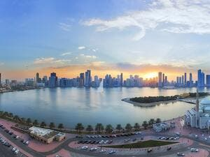 The first units have gone on sale at Sharjah's Maryam Island, for the Azure Beach Residence project by Eagle Hills Sharjah. (Shutterstock)