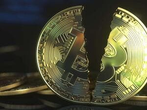 Bitcoin's rally cooled on Thursday after recording its biggest three-day rally this year. (Shutterstock)