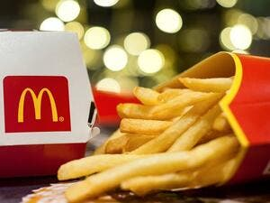 A chemical used in McDonald's fries could cure baldness, scientists claim. (Shutterstock)