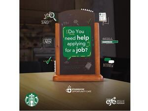 Opportunity Café is designed to teach young Saudis the soft skills that are essential for employability today.