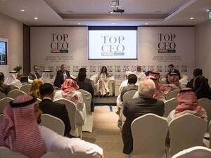 The Top CEO Awards, are designed to honor the region's top 100 CEOs from publicly listed companies. (Top CEO ME)