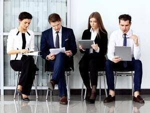 Job-hunting can be a daunting task for recent graduates. (Shutterstock)