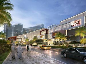 The mall's developer said it will open in 2020 instead of 2018. (Reem Mall)