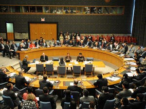 Members of the UN Security Council  (AFP/File Photo)