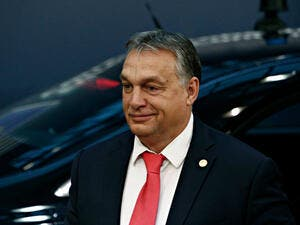 Viktor Orban, Hungary's prime minister (Shutterstock/File Photo)