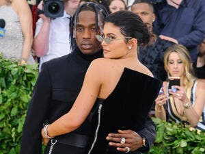 the couple are parents to six-month-old daughter Stormi (Source:Sky Cinema / Shutterstock )
