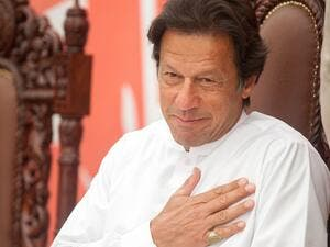 Imran Khan (Shutterstock/File Photo)