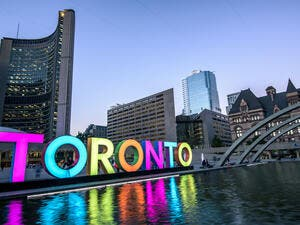 Toronto city view (Shutterstock/File Photo)