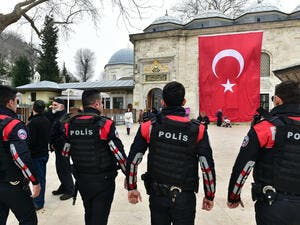 Turkish police forces have detained dozens of suspects in Fethullah Gulen case. (Shutterstock/ File Photo)