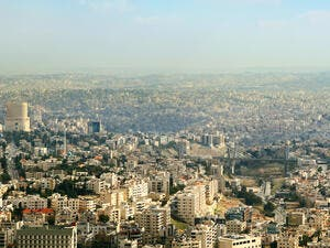 Amman city (Shutterstock/File Photo)