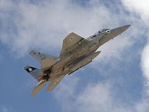 Israel's airforce (Shutterstock/File Photo)