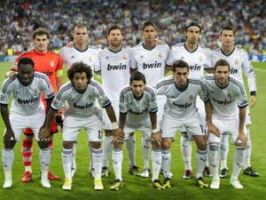 3.3 bn dollar-worth Real Madrid topples Man U as Forbes 'most valuable football team'