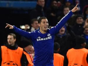 Chelsea 6-0 Maribor: Drogba & Hazard strike in Blues romp