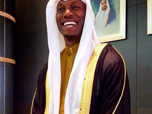 Tyrese holds a special love for Arabs and the Middle East. (File photo)