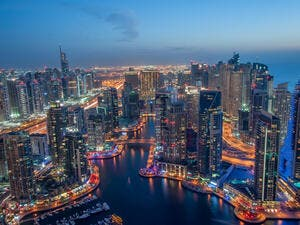 Smart Dubai has completed the first phase of its city transformation. (Shutterstock)