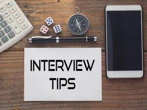 Want To Nail That Interview? Here are 6 Tips To Help You!