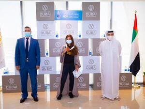 Dubai Sports Council honours winners of Pocari Sweat 10K Run