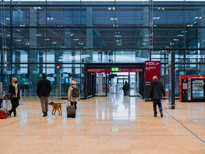 New Berlin Airport Closes New Terminal Amid Passenger Plunge