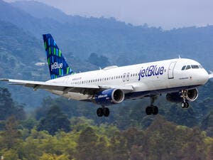 JetBlue Acquires its First A321LR with New Airspace Cabins