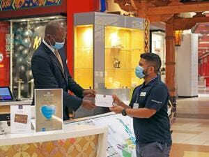 Nakheel Malls Thanks Dubai's Health Heroes with Special Offers for Dha and Dcas Staff