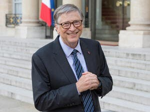 Bill Gates Leaves Microsoft Board to Focus on Philanthropic Works