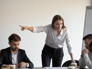 Study: Bosses Who Deny Gender Discrimination are More Likely to Practice it