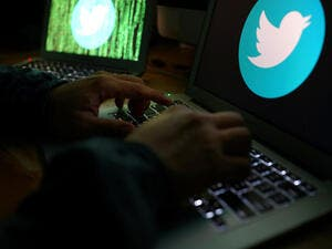 A Twitter campaign appears to be attacking critics opposed to Algerian elections (Shutterstock)