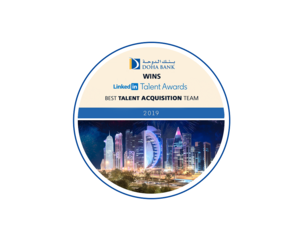 Doha Bank Receives LinkedIn Talent Awards 2019