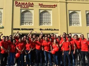 R Hotels has expanded its portfolio of Ramada branded hotels in the region.