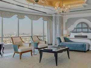 Rooms and Suites (Al Manhal Suite 2)