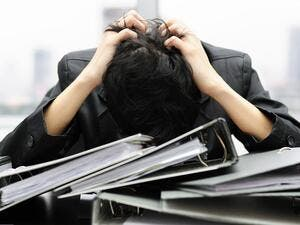 Burn-out is a syndrome that results from chronic workplace stress that has not been successfully managed
