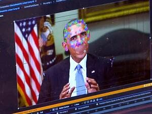 Deepfakes of former U.S. President Barack Obama have been popular on the Internet /AFP