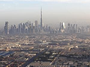 City of Dubai /AFP