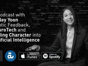 Hailey Yoon on Haptic Feedback, NeuroTech and Coding Character into Artificial Intelligence /Al Bawaba