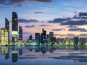 The new entity, Abu Dhabi Development Holding Company (ADDHC) was set up last year.