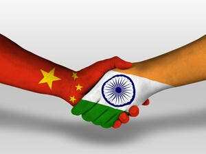"Chinese Vice Foreign Minister Zhang Hanhui stated that ""trade frictions between China and the US and the spectre of trade frictions between the US and India"" are of vital importance for talks between the two countries currently under pressure from Washington."