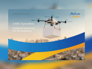 Sabic Exhibits New Materials for 5G Base Stations