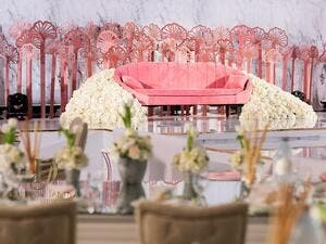 "Say ""I Do"" with a grand summer wedding at the iconic St. Regis Abu Dhabi and save up to 15% on selected wedding menus"