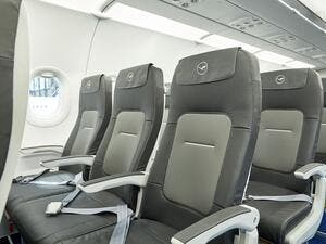 New, innovative seats make travelling even more comfortable