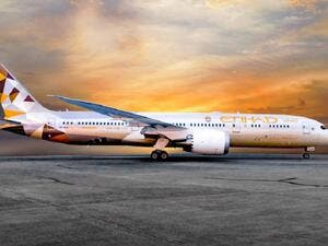 Etihad Airways Adds More Destinations to Its Hand Baggage Only Fare